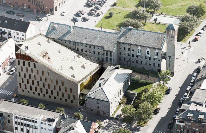Cityall Bodø