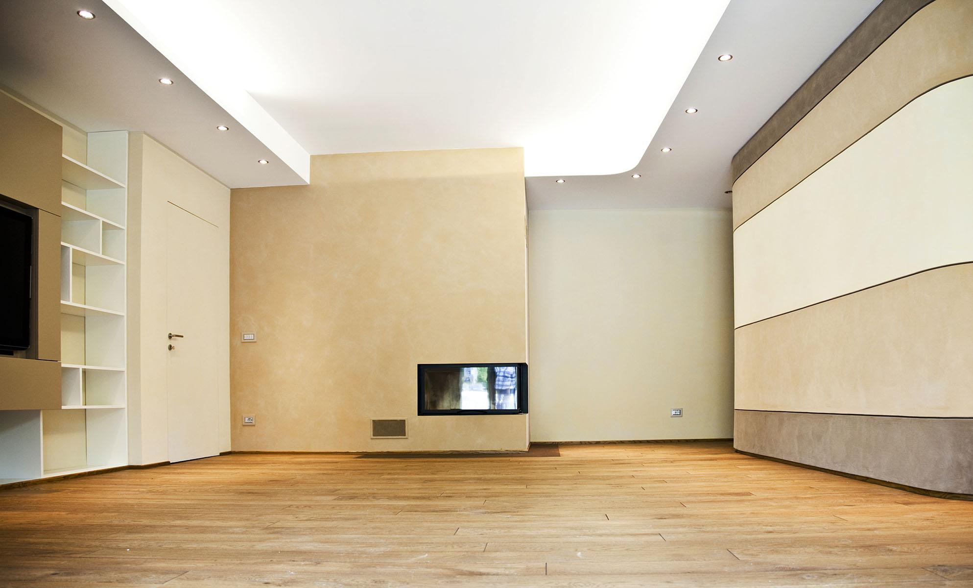 La mandria house studio 06 architetto studio for Studio architettura interni torino